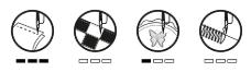 Отделочная нить Seralon Top-Stitch - использование 2