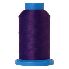 Нитки Amann Group Mettler, Serafloc, оверлочные текстурированные, 1000 м, цвет 0046