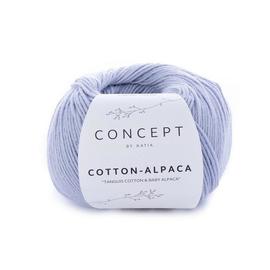 Пряжа Katia Cotton-Alpaca-92
