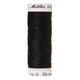 Нитки Amann Group Mettler, Extra Stark, суперкрепкие, 30 м, цвет 4000