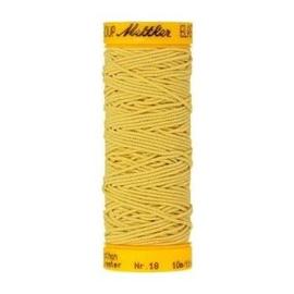 Нить-резинка Amann Group Mettler, Elastic, эластичная, 10 м, цвет 0116