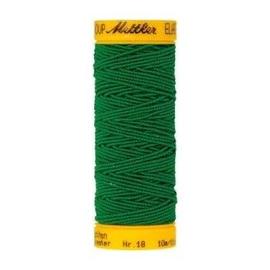 Нить-резинка Amann Group Mettler, Elastic, эластичная, 10 м, цвет 0247