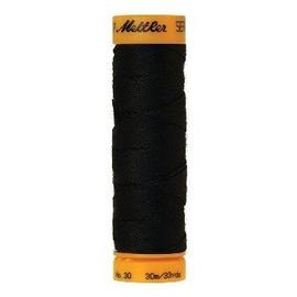 Нитки Amann Group Mettler, Seralon Top-Stitch, отделочная, 30 м, цвет 4000