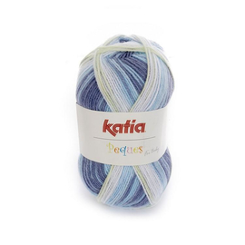 Пряжа Katia Peques Plus 56 - синий