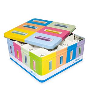 Металлическая коробочка для мелкой фурнитуры и шпулек Mini King