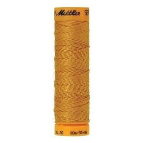 Нитки Amann Group Mettler, Seralon Top-Stitch, отделочная, 30 м, цвет 0118