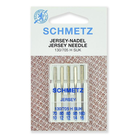 Иглы джерси набор, Schmetz