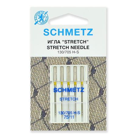Иглы стрейч № 75/90 , Schmetz-22.80.FB2.VMS