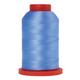 Нитки Amann Group Mettler, Seralene, оверлочные полупрозрачные, 2000 м, цвет 0818