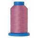 Нитки Amann Group Mettler, Serafloc, оверлочные текстурированные, 1000 м, цвет 0052