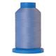 Нитки Amann Group Mettler, Serafloc, оверлочные текстурированные, 1000 м, цвет 0818