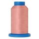 Нитки Amann Group Mettler, Serafloc, оверлочные текстурированные, 1000 м, цвет 1063