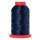 Нитки Amann Group Mettler, Seralene, оверлочные полупрозрачные, 2000 м, цвет 0827