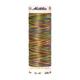 Нитки Amann Group Mettler, Poly Sheen Multi, вышивальная мультиколор, 200 м,, цвет 9977