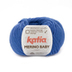 Пряжа Katia Merino Baby 57 - тёмно синий